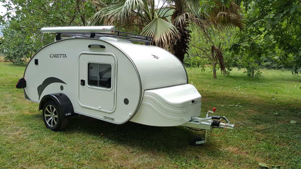 Caretta Camping Trailers Caretta 1500