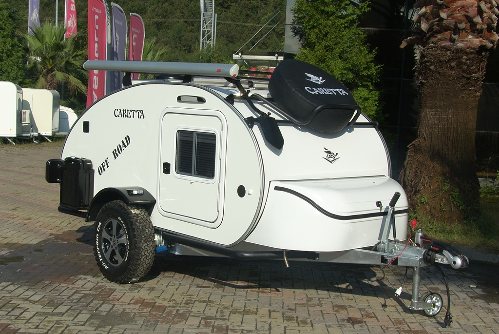 Caretta Camping Trailers Caretta Off Road