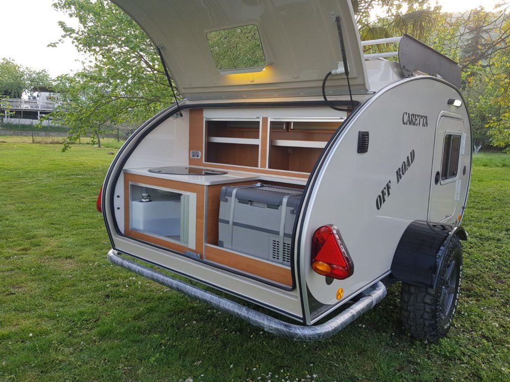Caretta Camping Trailers Caretta Off Road